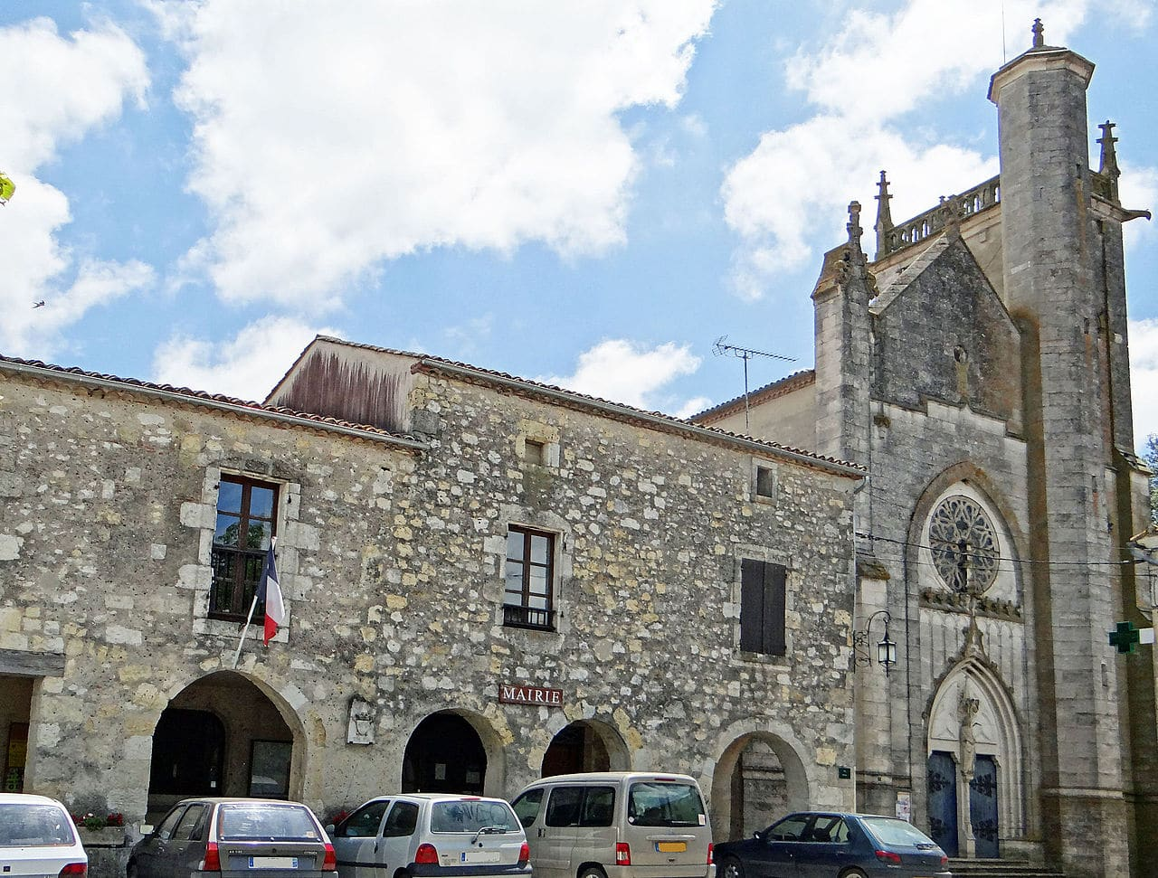 Eglise Saint-Louis et Marie de Lamontjoie