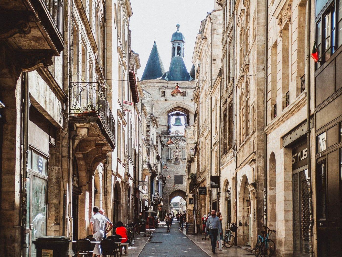 Grosse Cloche à Bordeaux