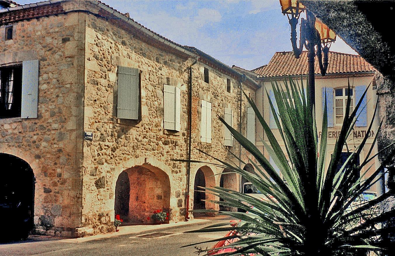 Maison de la Hire à Francescas