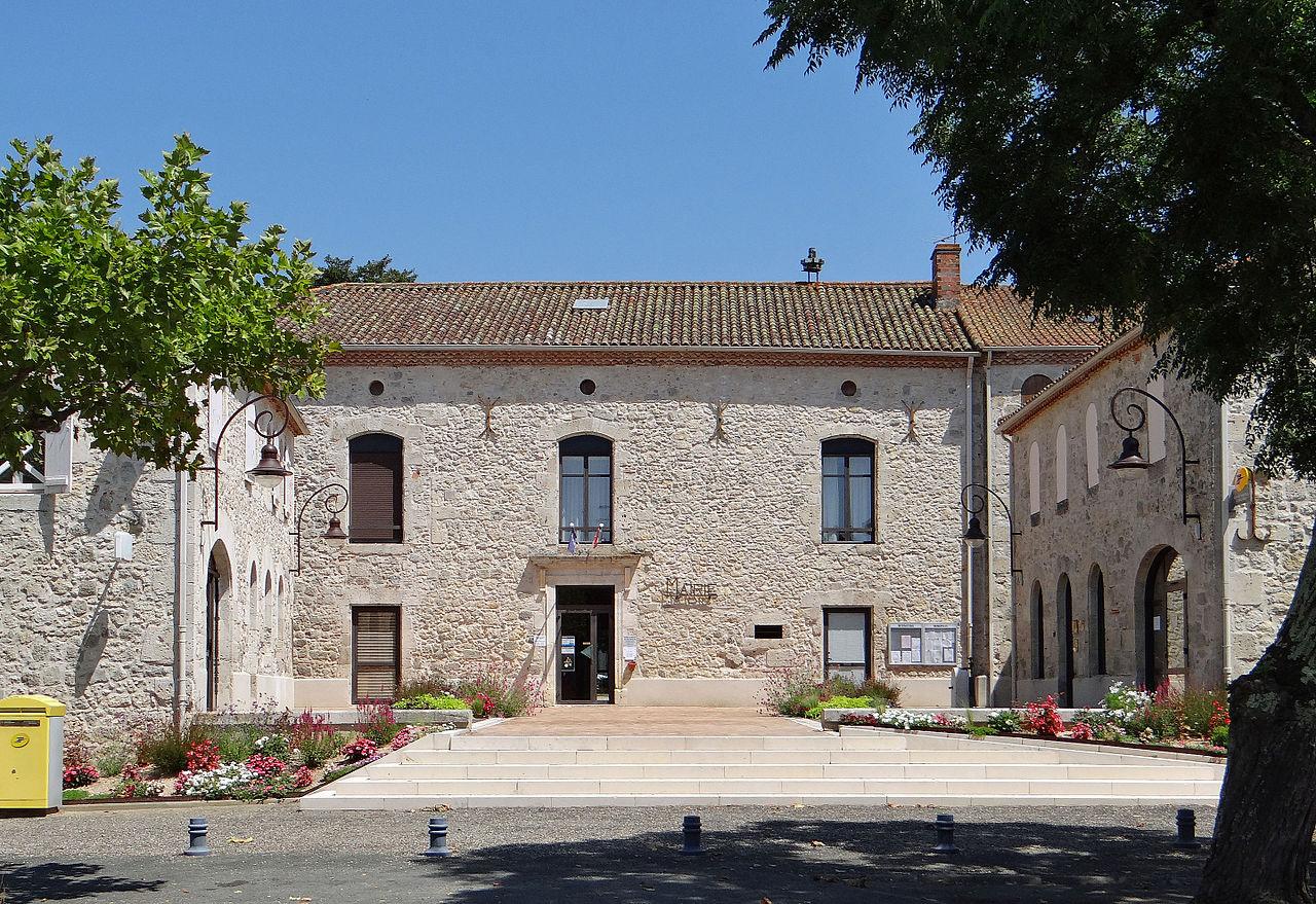 Mairie de Bruch